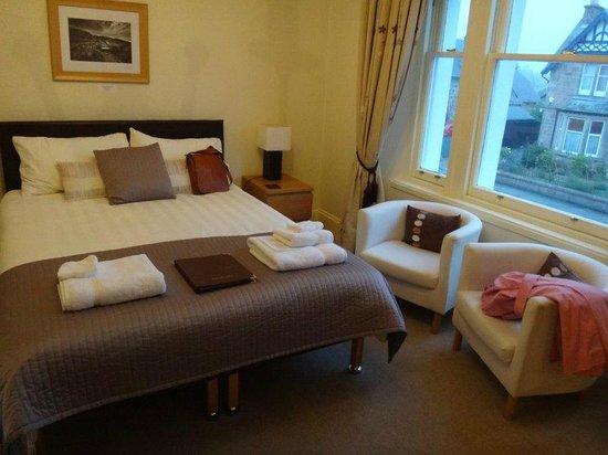 Inverglen Guest House: bedroom