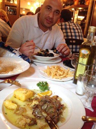 Ristorante Ai Leoncini San Marco: Delicious platters