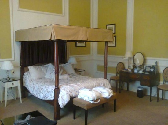 Mercure Shrewsbury Albrighton Hall Hotel and Spa: Room 7