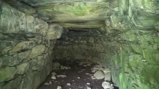 Slemish B&B: Raitts cave by Neil
