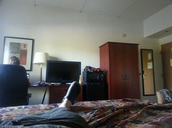 Sleep Inn: Room 103
