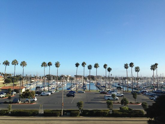 Four Points by Sheraton Ventura Harbor: View from Room