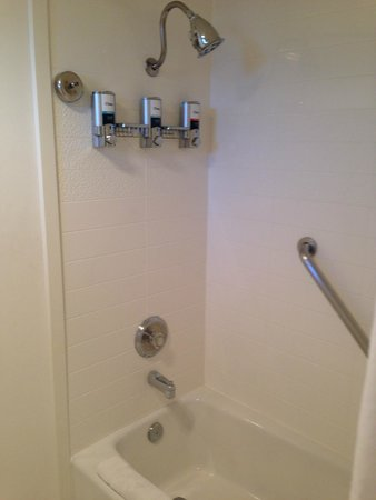 Four Points by Sheraton Ventura Harbor: Bathroom