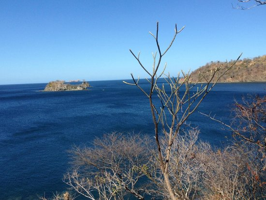 Pura Vida Ride : View from one of the trails