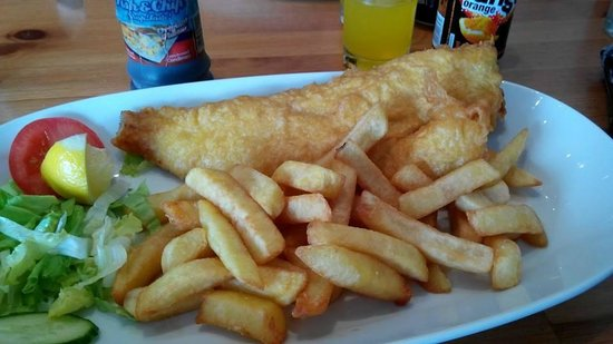 Alfie's Authentic English Fish & Chips