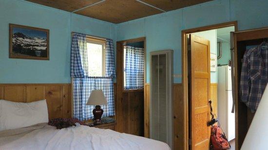 Virginia Lakes Resort: bedroom