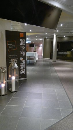 Clarion Hotel & Congress Oslo Airport: Inngang
