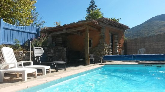 Le Chanelou : pool