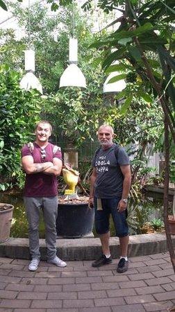 Botanical Gardens (Botanisk Have) : ботанический сад