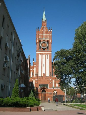 The Church of the Holy Family