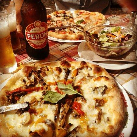 Il Buon Boccone: Pizza