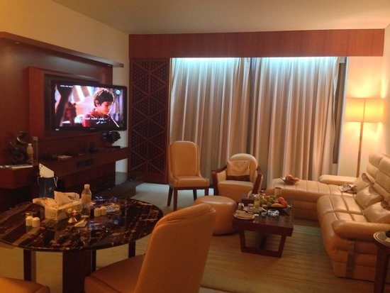 Jumeirah Messilah Beach Hotel & Spa: Flat