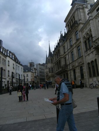 Palace of the Grand Dukes (Palais Grand-Ducal) : Plais Grand-Ducal