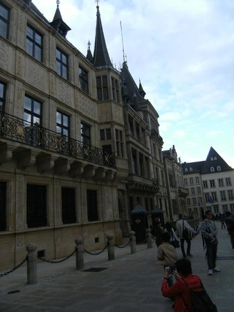 Palace of the Grand Dukes (Palais Grand-Ducal) : Palais Grand-Ducal