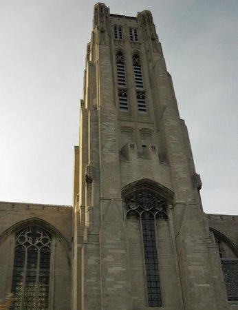 Rockefeller Memorial Chapel