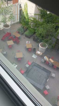 Le Meridien Chambers Minneapolis: Our view.