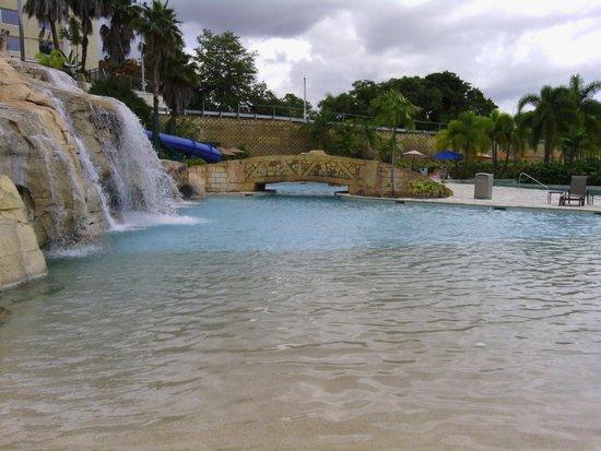 Mayaguez Resort & Casino : refrescante
