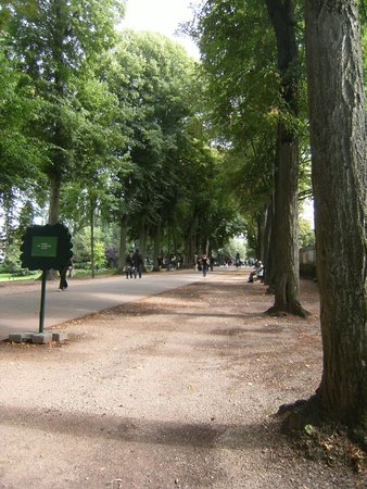 Parc de la Pépinière