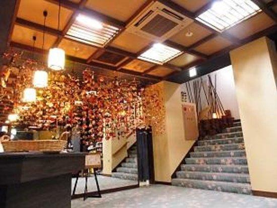 Hotel Yoshino: ロビー