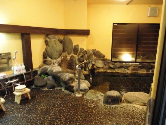 Hotel Yoshino: 2階 お風呂