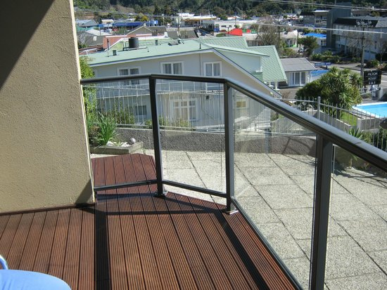 Harbour View Motel Picton: Balcony
