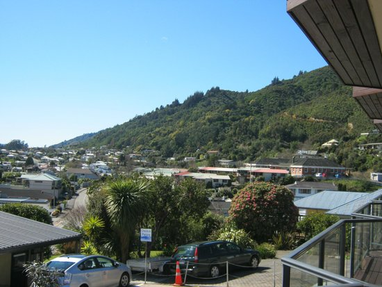 Harbour View Motel Picton: View from balcony