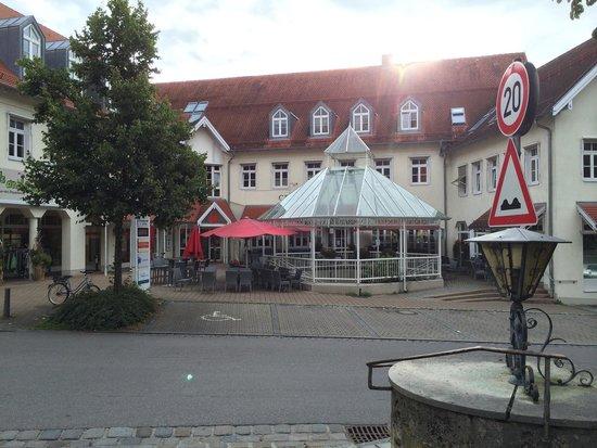 Peiting Cafe Central