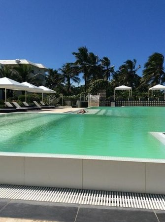 Millennium Resort & Spa: el agua estaba verde
