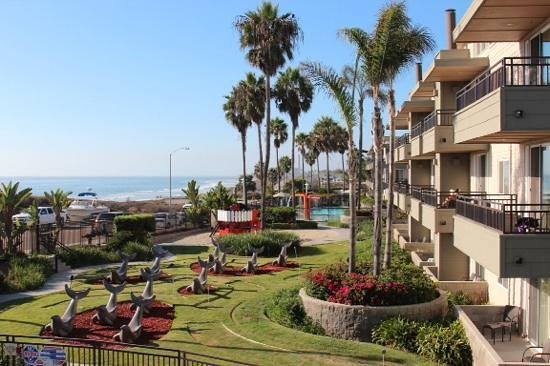 Carlsbad Seapointe Resort : view from room