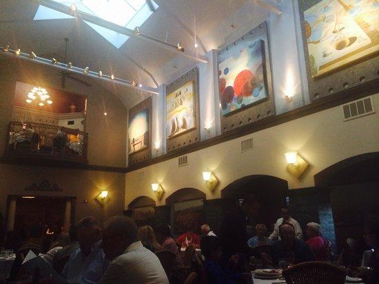 Spain Restaurant of Cranston: Spain Restaurant Dining room