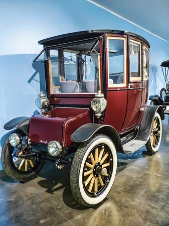 1911 baker electric car picture of lemay america 39 s car museum tacoma tripadvisor. Black Bedroom Furniture Sets. Home Design Ideas