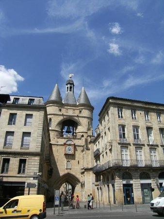 Fotograf a de grosse cloche de bordeaux burdeos for Appartement bordeaux grosse cloche