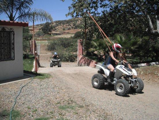 Baja Fun Adventures: yea.... we are here..
