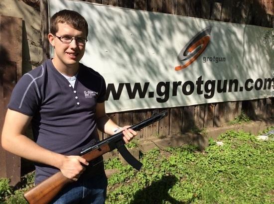 Grotgun Shooting Range : great fun