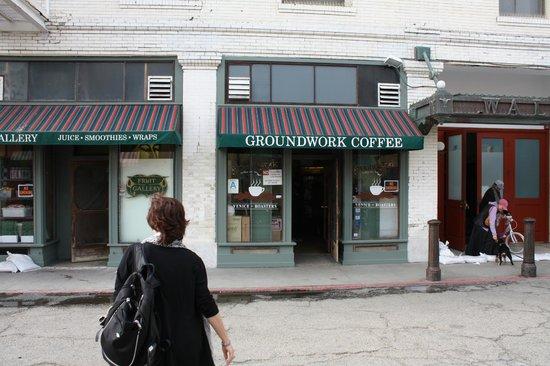 Groundwork Coffee Company