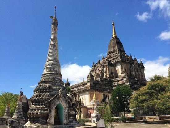 Gawdawpalin Temple: 寺院の全景