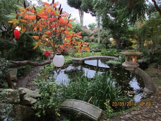 Garden - Picture Of Pure Land Meditation Centre And Japanese Garden Newark-on-Trent - TripAdvisor