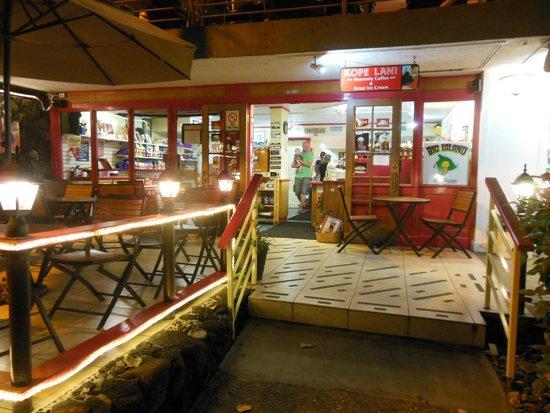 Kope Lani Heavenly Coffee & Ice Cream : WALK RIGHT IN, ORDER UP!