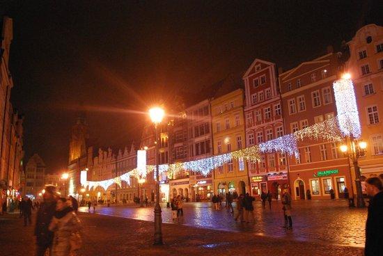 Old Town- Historic Center: night wonder