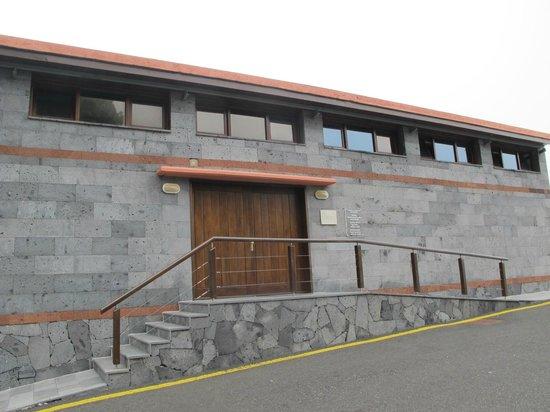 Centro de Interpretacion del Parque Cultural de El Julan