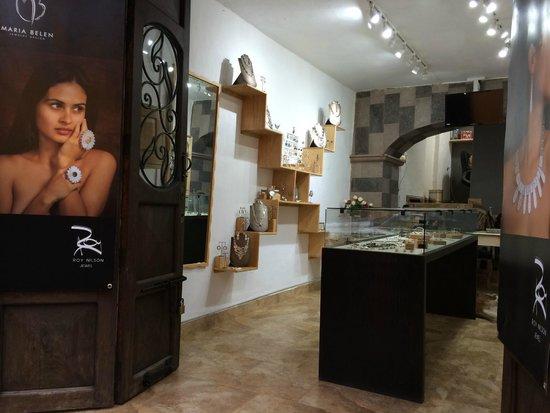 Maria Belen Nilson Jewelry Design