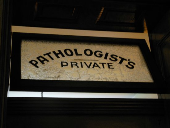 Indiana Medical History Museum : The pathology portion was really cool.