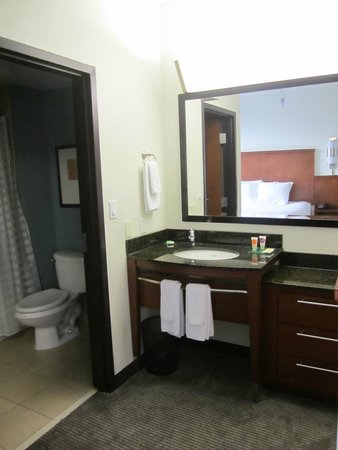 Hyatt Place Nashville Airport: bathroom2