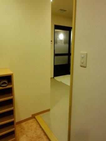 Hotel Route-Inn Yamagata Ekimae : 大浴場