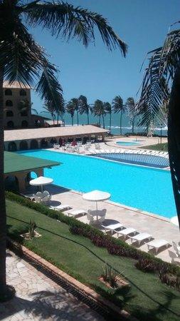Coliseum Beach Resort: Piscina