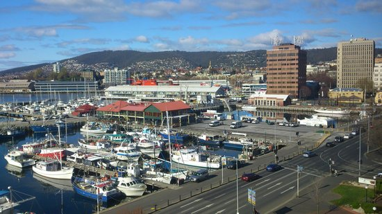 view picture of grand chancellor hotel hobart hobart. Black Bedroom Furniture Sets. Home Design Ideas