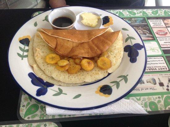 Gardenia Guesthouse: Breakfast