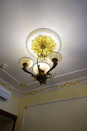 Hotel General: Light Fittings