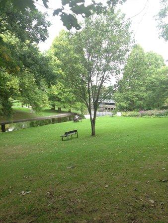 Parque Planten un Blomen: View