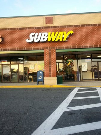 Belcamp, MD: Subway